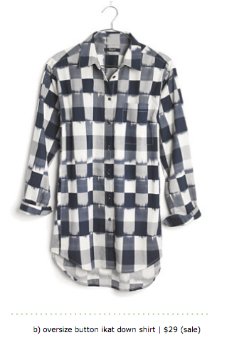 MadreMadewell_oversize_button_down_ikat_madewell