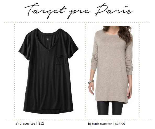 target finds madre madewell maternity