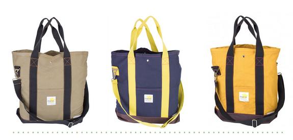merin designs tote bags as diaper bags