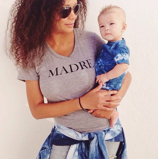 riley and co madre tee shirt