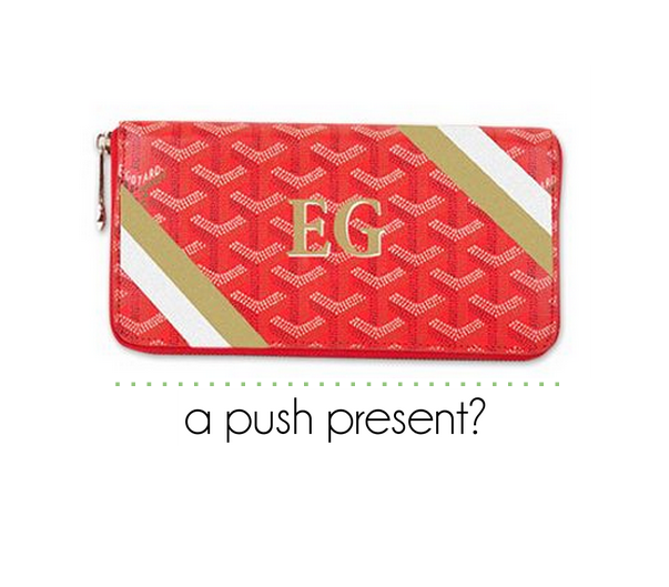 push present making la madre blog