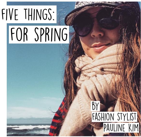 pauline kim wardrobe stylist