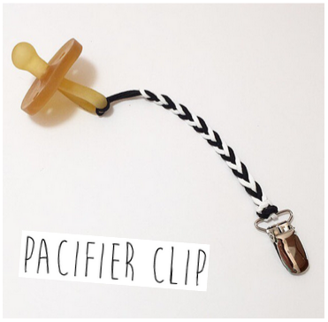 sweet ruby pacifier clip review